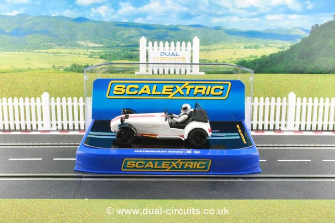 Scalextric C3093 Caterham 7 RS500